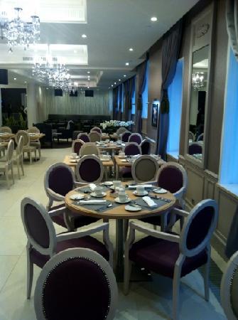 Mercure Arbat Moscow: Restaurant