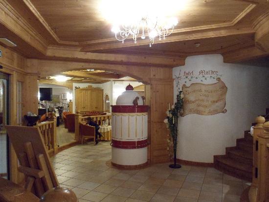 Hotel Malder: hall