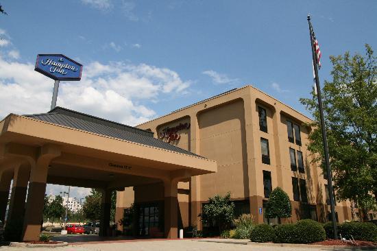 Hampton Inn Columbia-I-26 Airport: Hotel Exterior