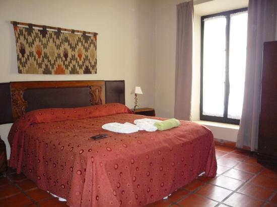 Estancia La Alameda: My room