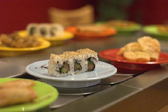 Moroboshi - Sushi Fusion: Kaiten