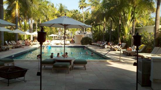 Pool At South Seas Hotel