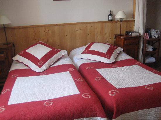 Hotel Bellier : Cosy beds!
