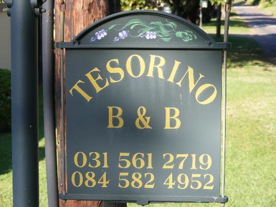 Tesorino B&B: Tesorino