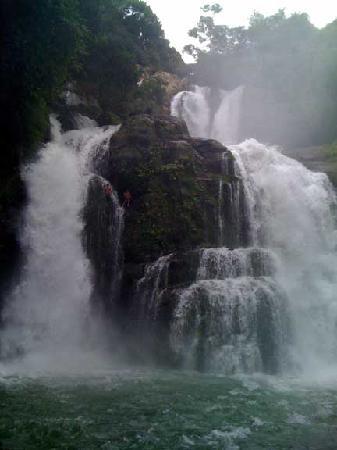 Bella Vista Lodge: Santo Cristo Falls--incredible!