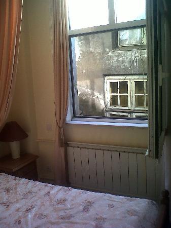 Hotel Maria Luisa: Mirad lo que se ve desde la ventana