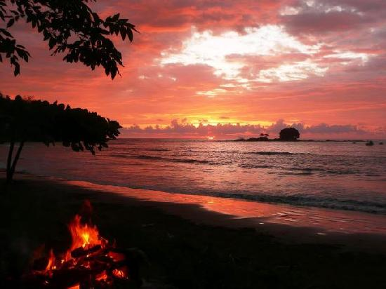 Bella Vista Lodge: Playa Dominicalito