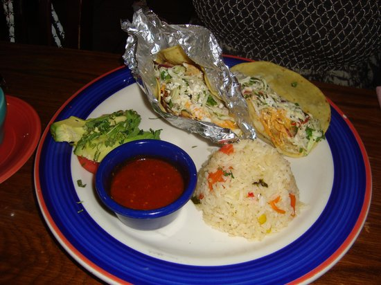 Mi Tierra Cafe & Bakery : this was my mexican lunch