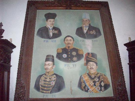 Kraton Surakarta: Pictures of Pakubuwono