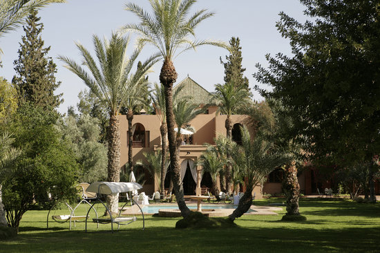 Dar Ayniwen Garden Hotel & Bird Zoo : Main House
