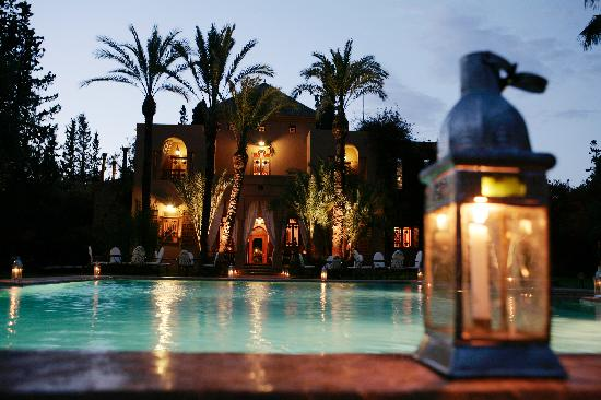 Dar Ayniwen Villa Hotel: The house