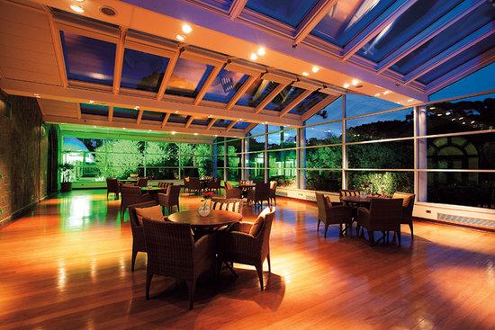 Grande Hotel Campos do Jordao: Sala Cristal