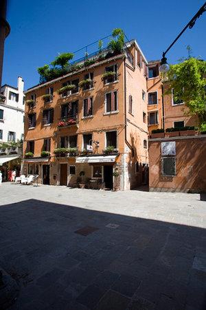 Hotel Agli Alboretti: Facciata