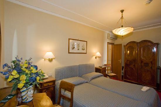 Hotel Agli Alboretti: doppia lette separati