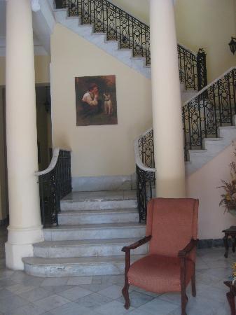 Hotel Sercotel Paseo Habana: Front Lobby