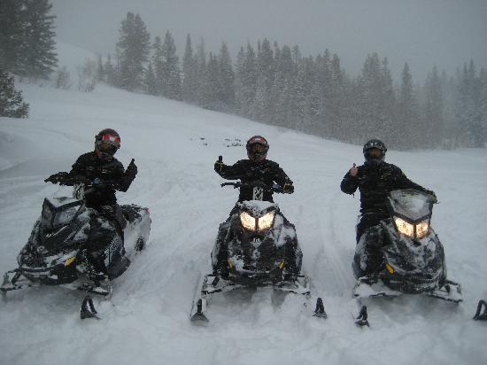 Beaver Creek Lodge: Happy riders