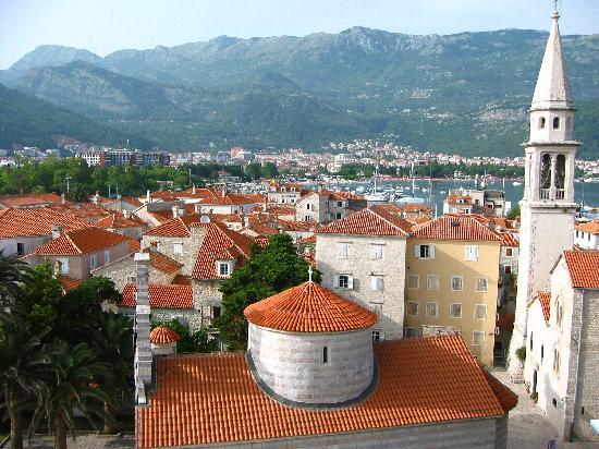 Montenegro: Будва2