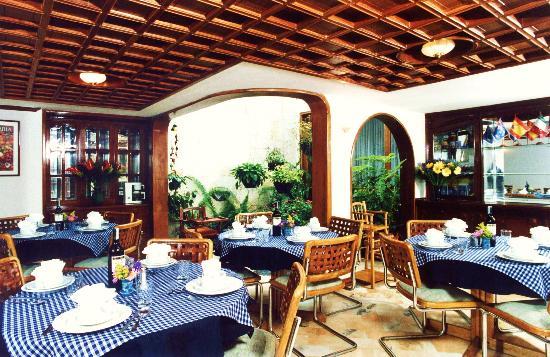 Casa Hotel Zuetana: Restaurante - Casa Hoteles Zuetana - Bogota - Colombia