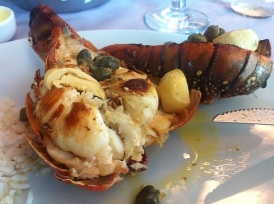 Spettus Steak House: Vários tipos de preparo da Lagosta. espetacular.