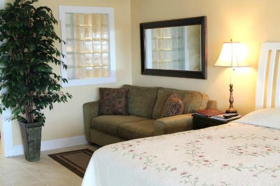 Wrightsville Beach, NC: Waterway Lodge