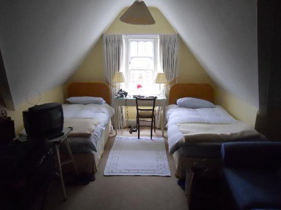 108 Streathbourne Road : Zweibettzimmer 2. Etage