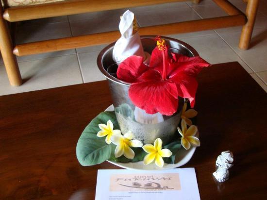 Hotel Puku Vai: Hotel Pukuvai