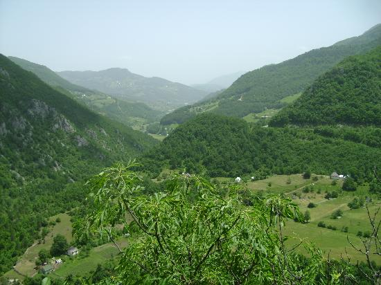 Montenegro: В горах Черногории2