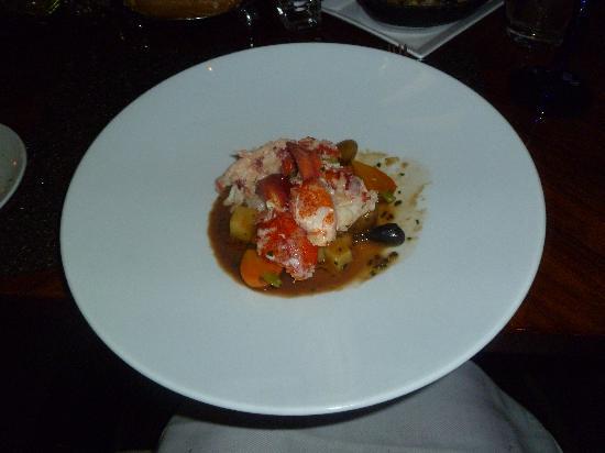 The Blvd : Lobster Au Gratin