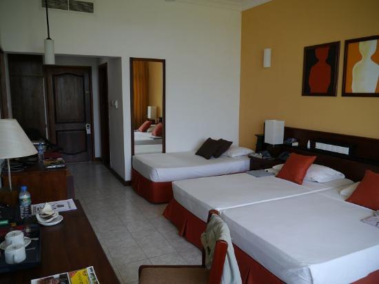 Induruwa Beach Resort: 3 Betten