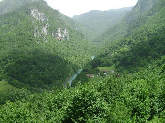Karadağ: В горах черногории5