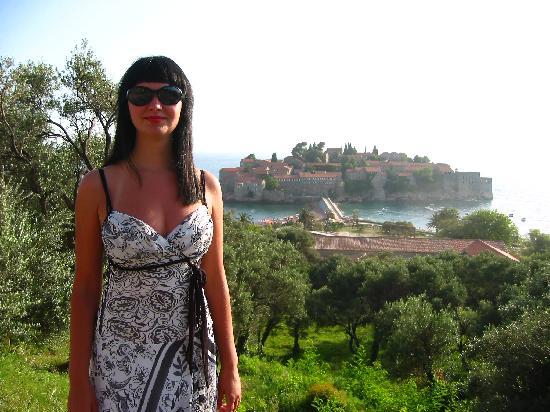 Montenegro: Остров Свети Стефан1