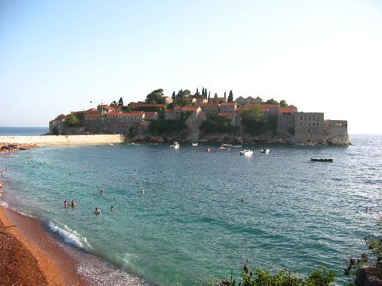 Montenegro: Остров Свети Стефан3