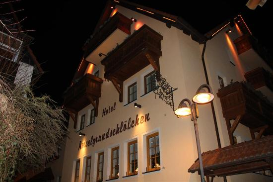 Rathen, Allemagne : Hotel von vorn