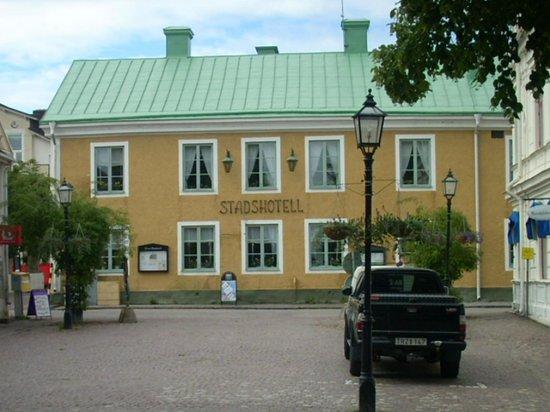 Trosa Stadshotell & Spa: esterno dell'hotel