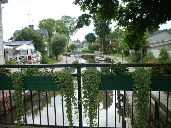 Trosa Stadshotell & Spa: il pittoresco canale