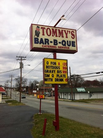 Tommy S Barbecue