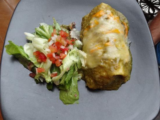 Hacienda-Mexican Bar and Grill: Burritos au poulet