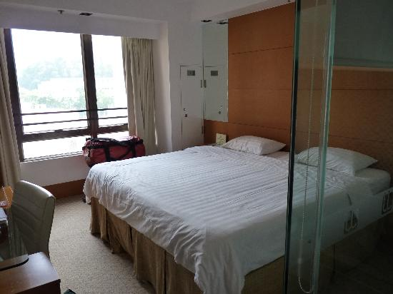 our room at JJ Hotel