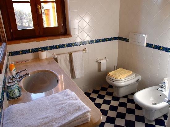 Agriturismo San Rocco : bagno