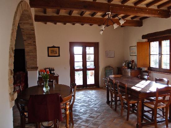 Agriturismo San Rocco : ristorante