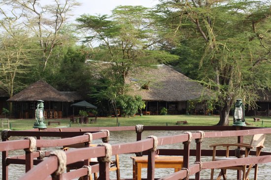 Voyager Ziwani, Tsavo West: The camp