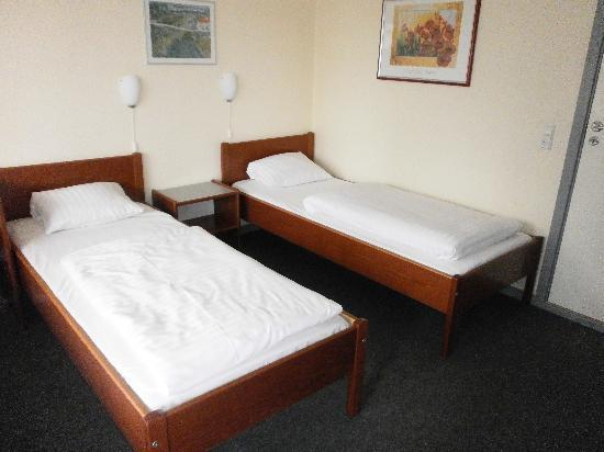 Wittrup Motel: Zimmer