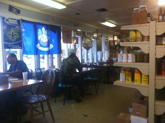 The Boudin Shop & Country Store: excellent