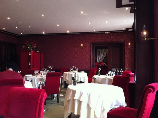 L'Etrier - Restaurant du Royal Barriere: Salle du restaurant