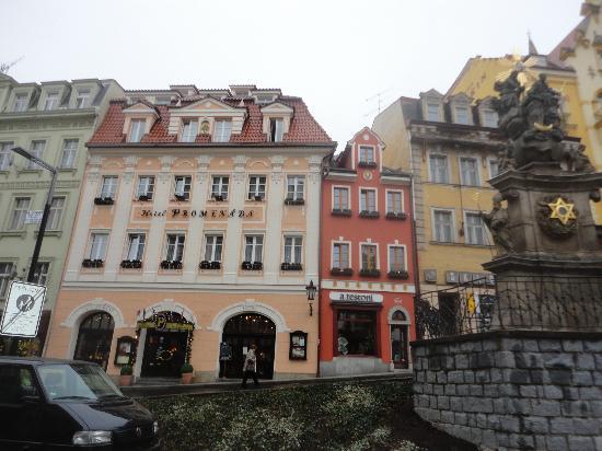 Hotel Promenada: Отель