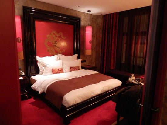 Buddha-Bar Hotel Prague: Chambre n°28