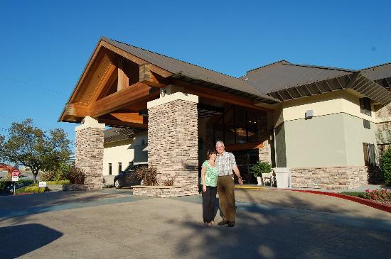 Holiday Inn Express Walnut Creek: an excellent, modern motel