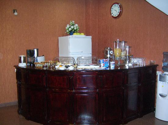 KMM Hotel: Breakfast room (1)