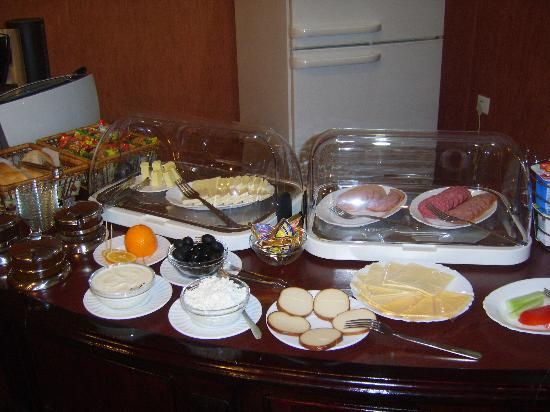 KMM Hotel: Breakfast room (2)