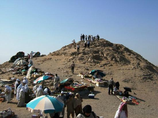 Mount Uhud: M4
